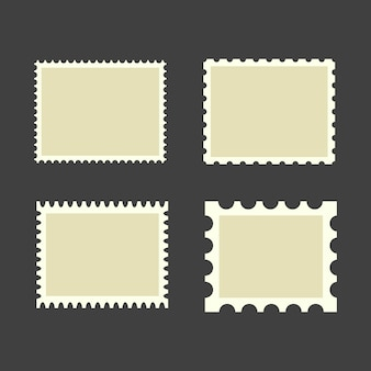 Timbres vierges