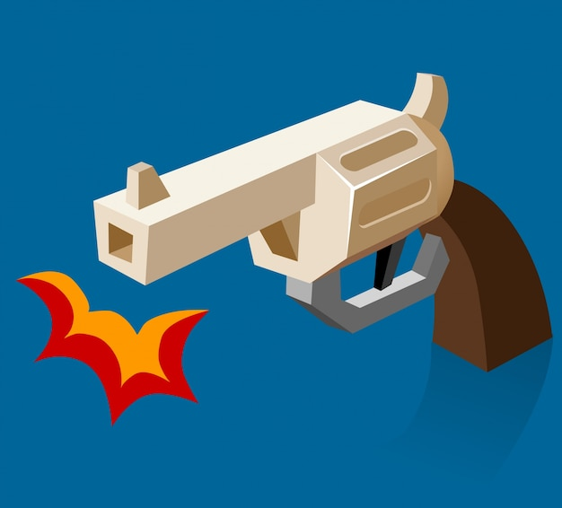 Tir revolver bam