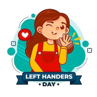 Tirage du jour pour les gauchers