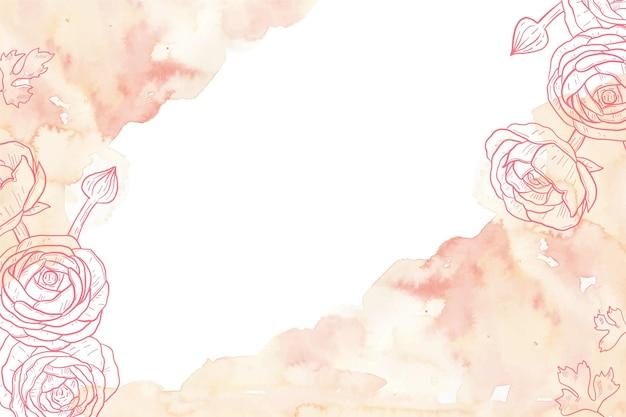 Tirage papier peint pastel poudre