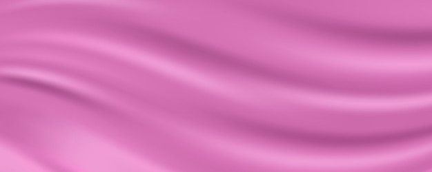 Tissu de soie or rose abstrait, illustration vectorielle