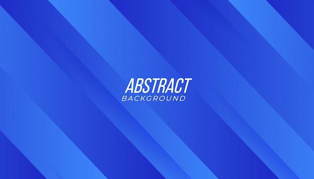 Toile de fond abstrait bleu vecteur moderne