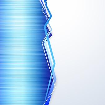 Toile de fond de texture en métal bleu
