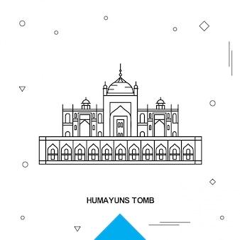 Tombe d'humayuns