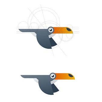Toucan moderne