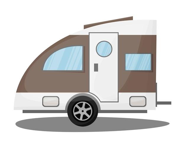 Tourisme transport véhicule récréatif transport en maison mobile