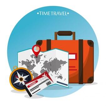 Tourisme de voyage dans le temps