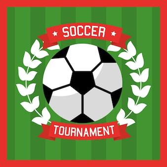 Tournoi de football laurel ball club de sport