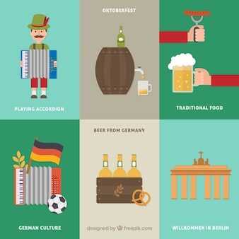 Traditions allemandes établies