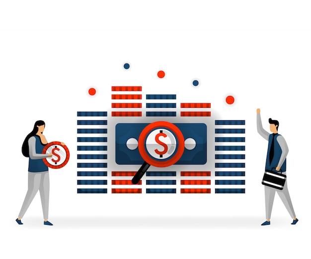 Le trafic détermine les revenus sur un site web