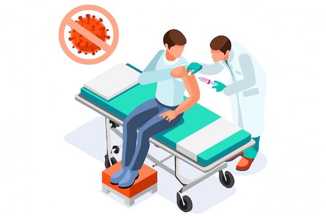 Traitement des symptômes du virus corona