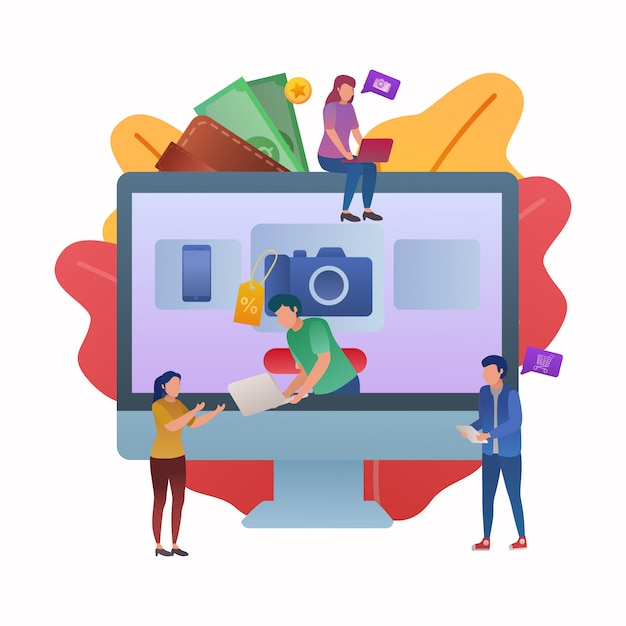 Transactions en ligne