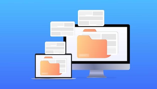Transfert de fichiers fichiers transférés sous forme cryptée programme de connexion à distance à l'ordinateur