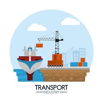 Transport maritime et logistique