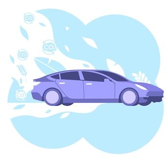 Transport en voiture eco