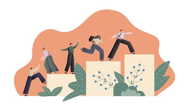 Travail d'équipe et consolidation d'équipe