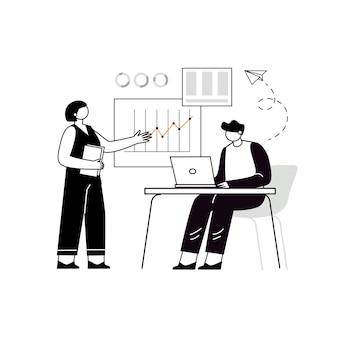 Travail en équipe. planification et analyse des résultats.