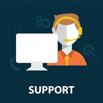 Travailleur de soutien