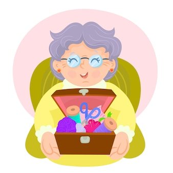 Trésor de grand-mère