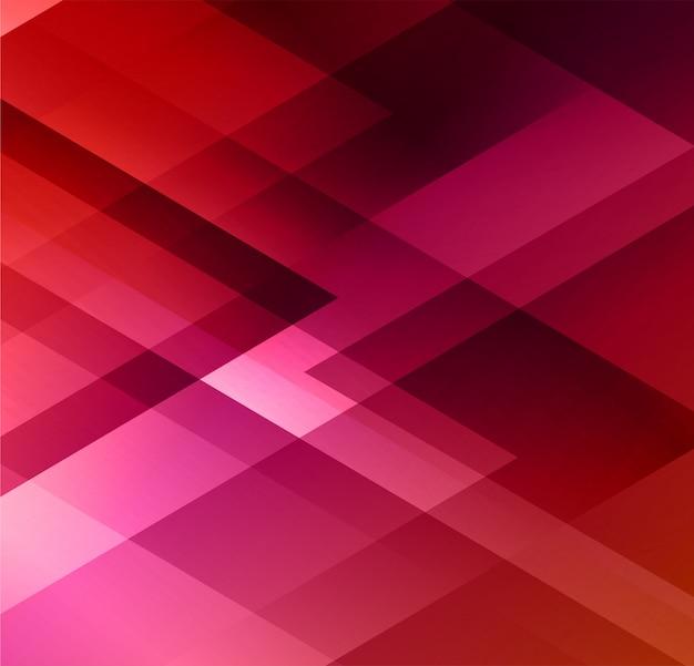 Triangle abstrait pour votre texte