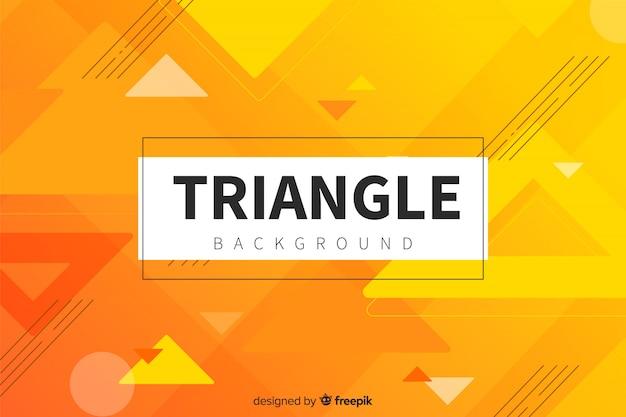 Triangle memphis fond