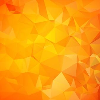 Triangle orange (motif géométrique)