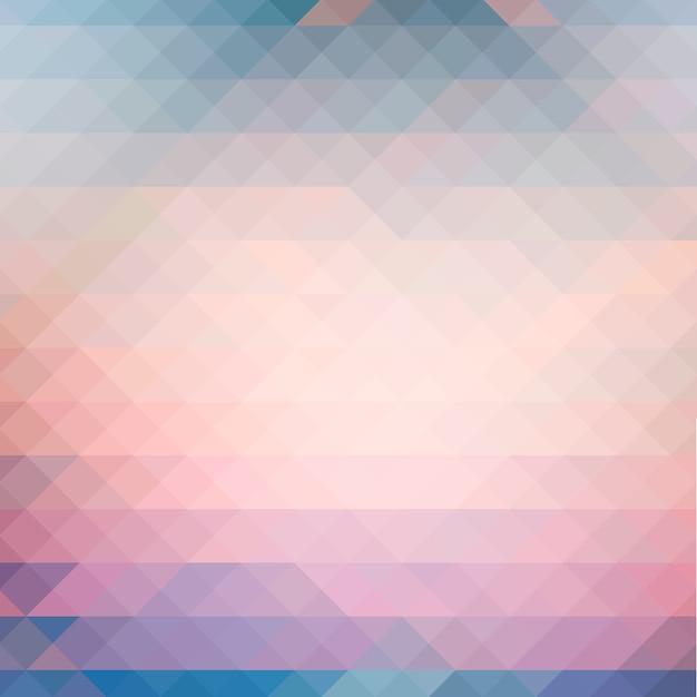 Triangles dans l'abstrait
