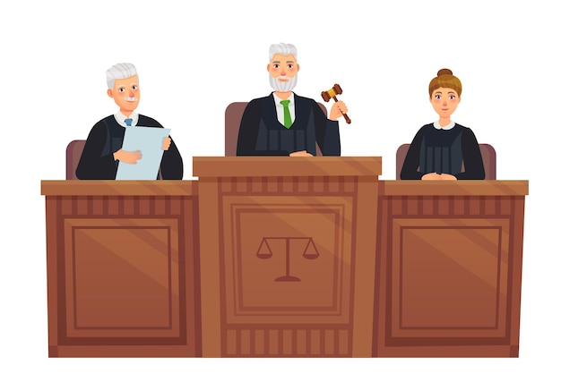 Tribune de la cour suprême