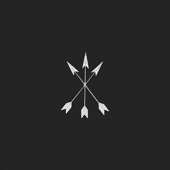 Les trois flèches