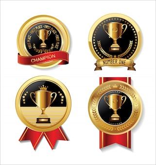 Trophée et récompenses