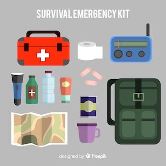 Trousse d'urgence de survie