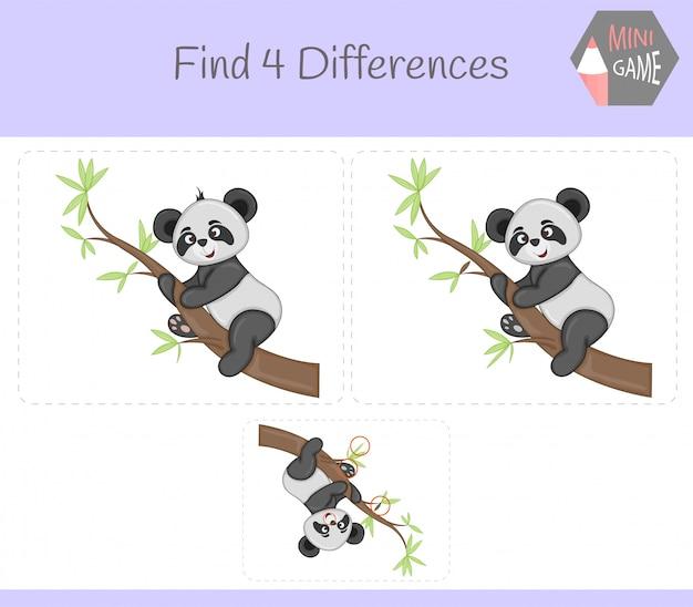 Trouver des différences