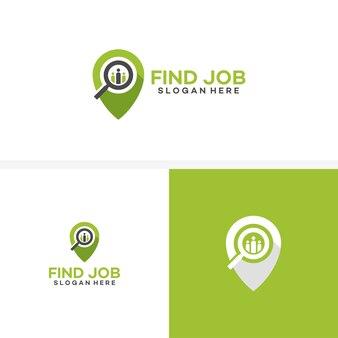 Trouver le logo de job point