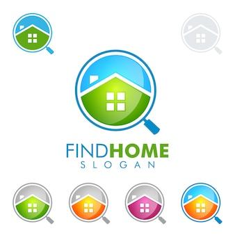 Trouver le logo de la maison