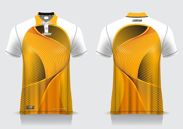 Tshirt polo pour modèle uniforme