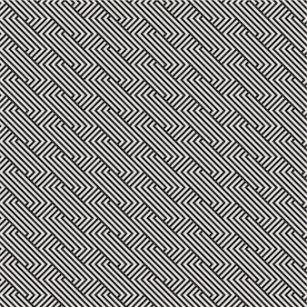Tuile de diamant géométrique minimal moderne modèle graphique triangle ligne 3d modèle vectoriel couleur noir et blanc