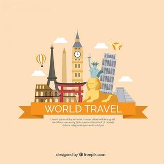 Turism dans le monde entier