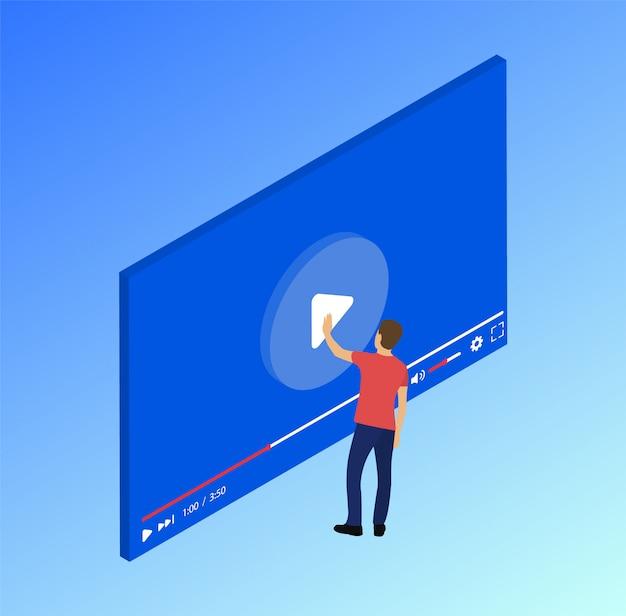 Tutoriels vidéos. contenu vidéo