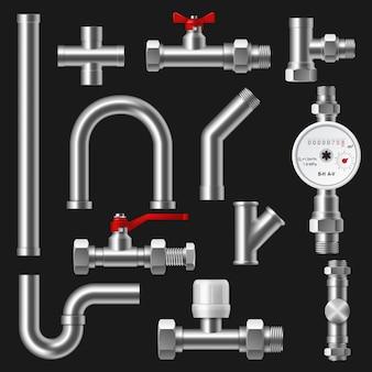 Tuyaux et tubes de canalisation