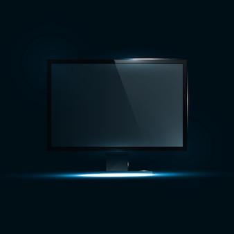 Tv écran plat icd