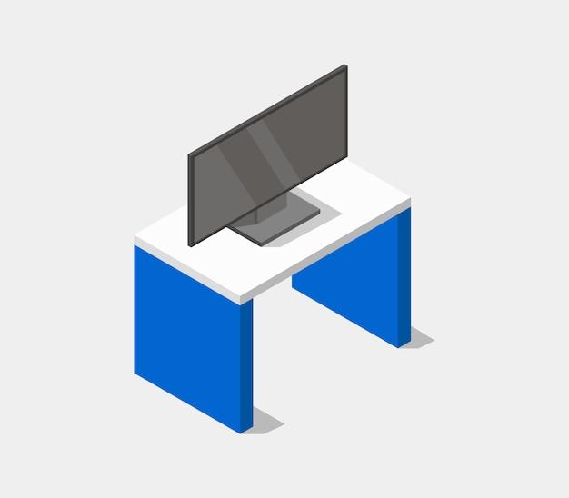 Tv isométrique