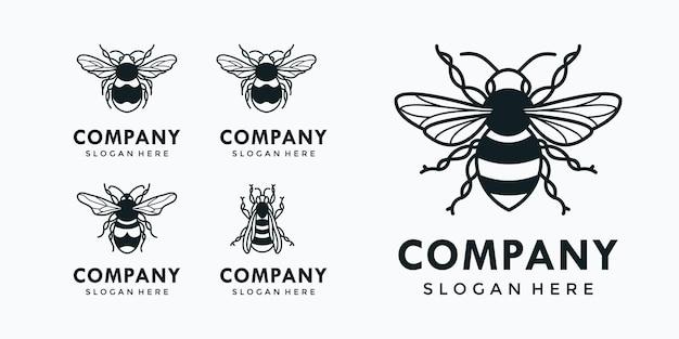 Types d'abeilles