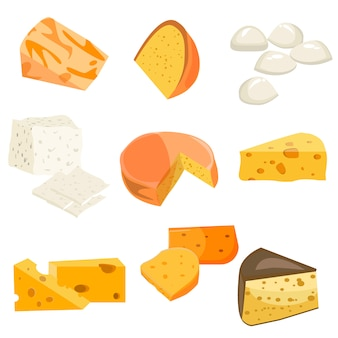 Types de fromage
