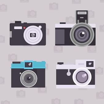 Types de rétro caméras