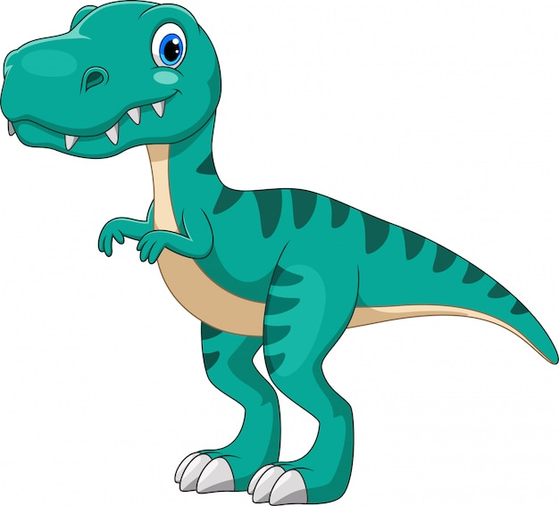Tyrannosaure dessin animé