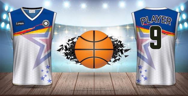 Uniformes de basket