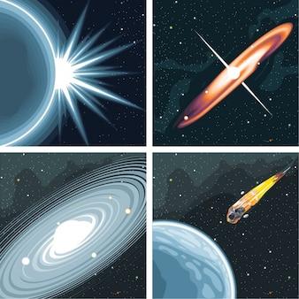 Univers et galaxie