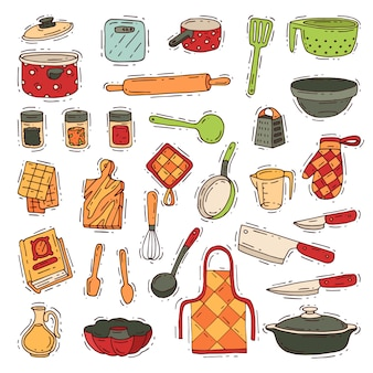 Ustensiles de cuisine ustensiles de cuisine pour la cuisine et ustensiles de cuisine ou ustensiles de cuisine dans la kitchenette