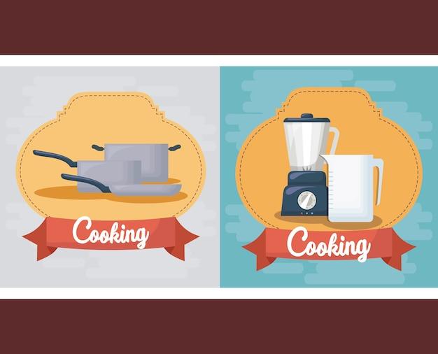 Ustensiles de cuisine