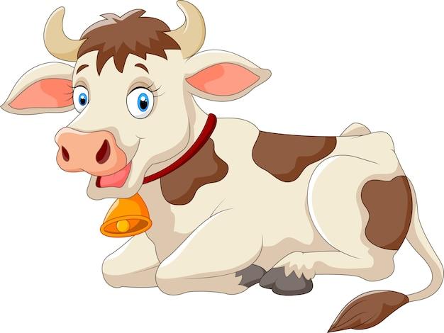 Vache cartoon